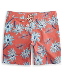 "Faherty Brand - Classic Boardshort (""7"") - Lyst"