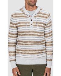 Faherty Brand - Baja Sweater - Lyst