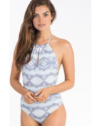 Faherty Brand - Reversible Caicos One Piece - Lyst