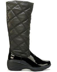 Khombu Addison Tall Winter Boots - Black