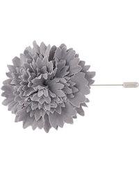 Lanvin - Carnation Tie Pin - Lyst