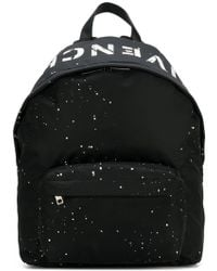 Givenchy - Side Logo-printed Backpack - Lyst