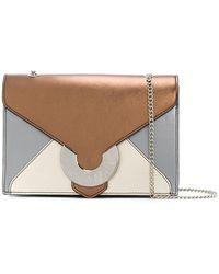 Just Cavalli | Colour Blocked Shoulder Bags | Lyst