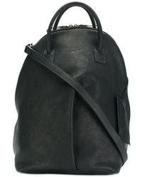 Marsèll - Embossed Logo Backpack - Lyst