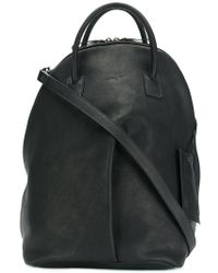 Marsèll - Embossed Logo Backpack - Lyst