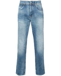 Hudson Jeans - Sartor Relaxed Skinny Jeans - Lyst