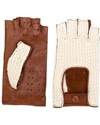 Gala - Fingerless Driving Gloves - Lyst