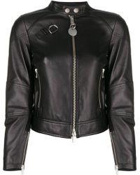 DIESEL - L-suz Biker Jacket - Lyst