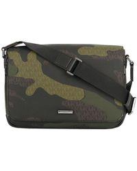 MICHAEL Michael Kors - Camouflage Shoulder Bag - Lyst