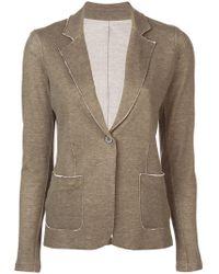Majestic Filatures - Relaxed Fit Blazer - Lyst