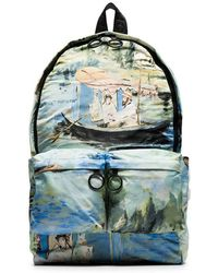 Off-White c/o Virgil Abloh - C/o Virgil Abloh Lake Backpack - Lyst