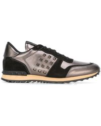 Valentino - Garavani 'rockstud' Sneakers - Lyst