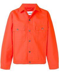 Etudes Studio - Button-up Denim Jacket - Lyst