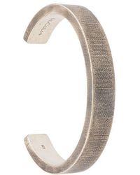 M. Cohen - Eclipse Cuff Bracelet - Lyst