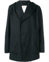 Stephan Schneider - Buttoned Hooded Jacket - Lyst
