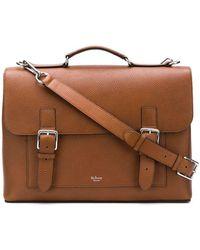 Mulberry - Chiltern Briefcase - Lyst