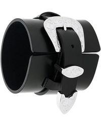 DSquared² - Belt Buckle Cuff - Lyst