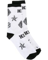 KTZ - Logo Socks - Lyst