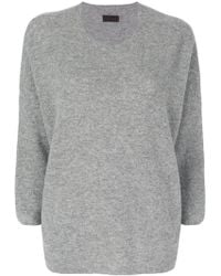 Oyuna - Cropped Sleeve Pullover - Lyst