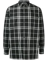 Guild Prime - Boxy Plaid Shirt - Lyst