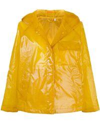 Aspesi | Hooded Zipped Jacket | Lyst
