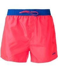 DIESEL - Bmbx-sandy 2.017 Swim Shorts - Lyst