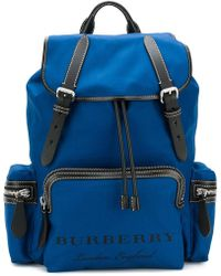 Burberry - Rucksack backpack - Lyst