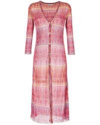Cecilia Prado - Long Cardi-coat - Lyst