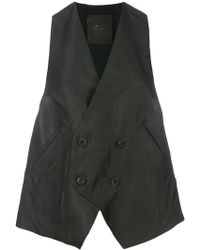 Lost and Found Rooms - Buttoned Over Vest - Lyst