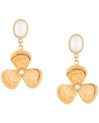 Sylvia Toledano - Lucky Flower Earrings - Lyst