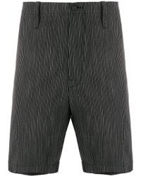 Mauro Grifoni - Chalk Stripe Shorts - Lyst