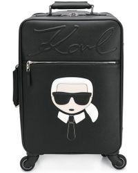 Karl Lagerfeld - Ikonik Trolley - Lyst