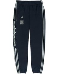 adidas - Blue Calabasas Track Trousers - Lyst