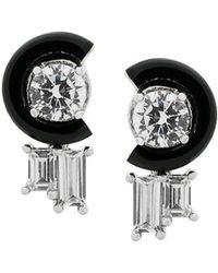 V Jewellery - Marion Earrings - Lyst