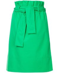 Calvin Klein - Suiting Skirt - Lyst