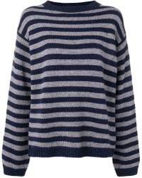 Sofie D'Hoore - Striped Cashmere Sweater - Lyst