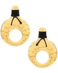 Camila Klein - Round Earrings - Lyst