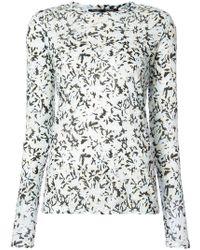 Proenza Schouler - Long Sleeve T-shirt - Lyst