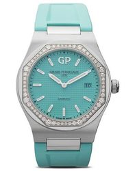 Girard-Perregaux - Laureato Summer Limited Edition 34mm - Lyst