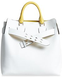 Burberry - The Large Leather Belt Bag - Lyst