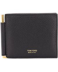 Tom Ford Porte-cartes à logo