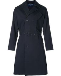Natural Selection - Double-breasted Trench Coat - Lyst