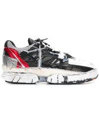 Maison Margiela - Sneakers im Used-Look - Lyst