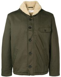 Universal Works - Lined Military Jacket - Lyst