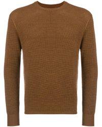 Bellerose - Ribbed Knit Sweater - Lyst