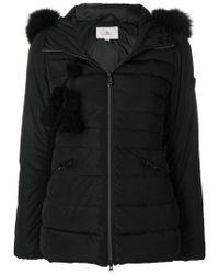 Peuterey - Fur Hood Puffer Jacket - Lyst