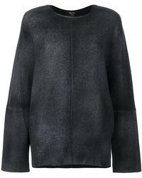 Avant Toi | Oversized Sweater | Lyst