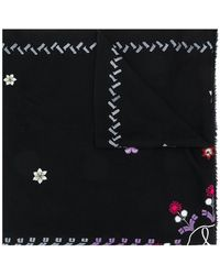 Temperley London - Finale Embroidered Shawl - Lyst