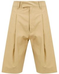 Ann Demeulemeester - Chino Shorts - Lyst