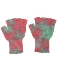 The Elder Statesman - Fingerless Gloves - Lyst